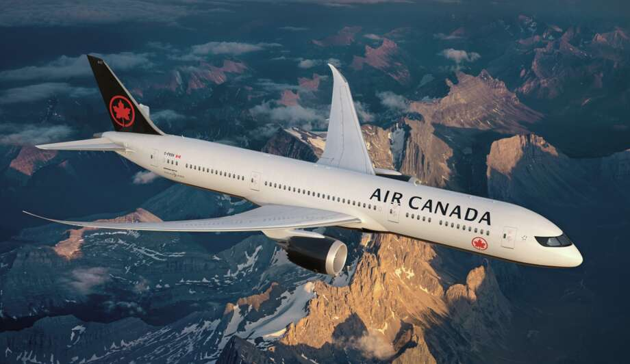 Air Canada's Boeing 787 Dreamliner will fly SFO-Vancouver Photo: Air Canada