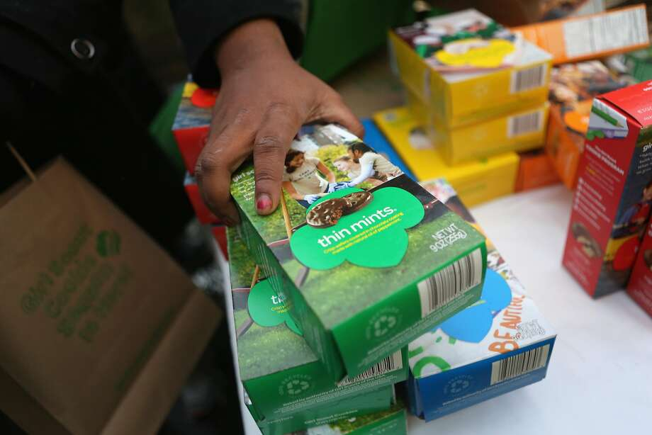 A 23-year-old man is charged with attempted robbery in Pierce County after trying to rob a Girl Scout selling cookies in Tacoma. Photo: John Moore, Getty Images