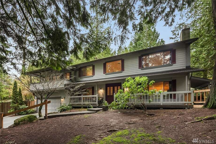 17220 195th Pl. N.E., listed for $800,000. See the full listing here. Photo: Listing Provided Courtesy Of Steven Green, Windermere Real Estate/East