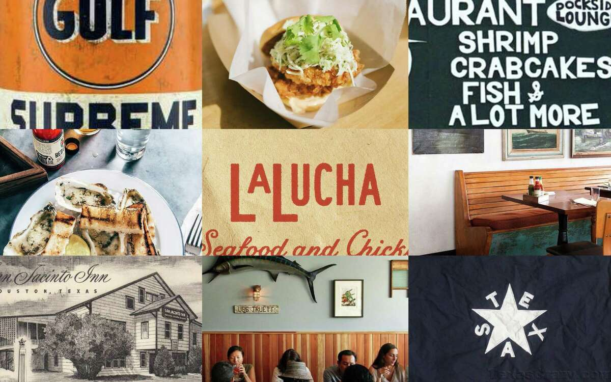 Inspiration board for La Lucha, Ford Fry's new project in the Heights.