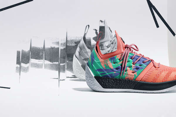 Adidas is launching the Harden Vol. 2 in three colorways ... e54ca0420