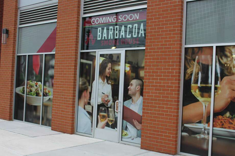 Barbacoa Smoke House will be opening at 665 Commerce Drive in March. Photo: Jordan Grice / Hearst Connecticut Media / Connecticut Post