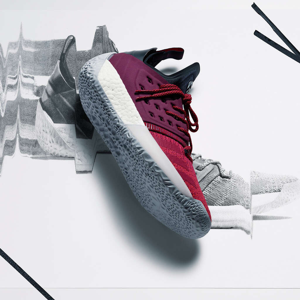 4b3651799137 Adidas is launching the Harden Vol. 2 in three colorways - San ...