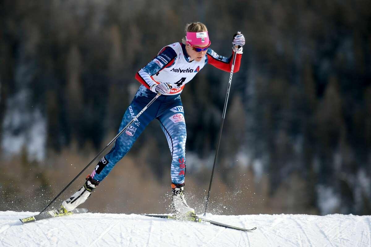 Sadie BjornsenCross-country skiingAge: 28Hometown: Winthrop, Washington