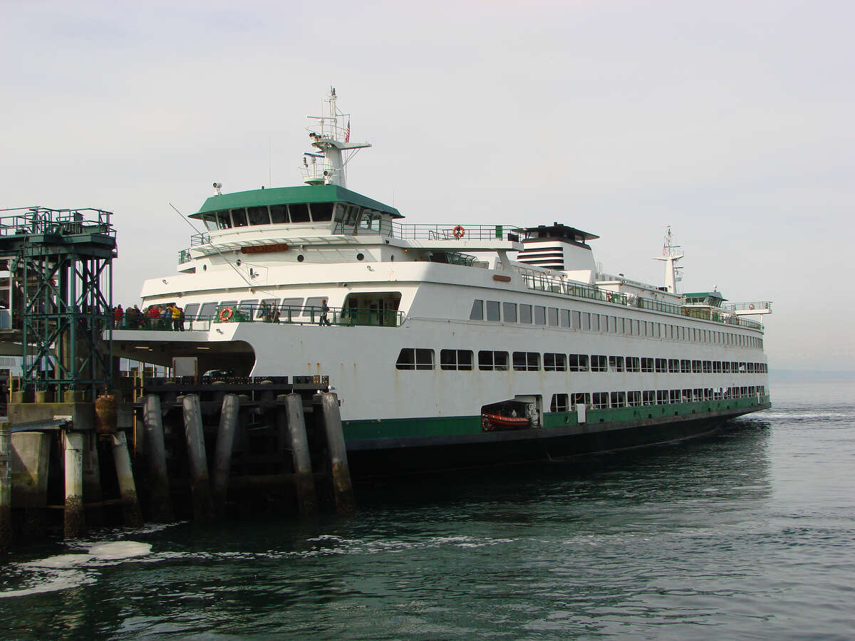 The Washington State Ferries shared their route-by-route ridership highlights for 2018. Click through to see what they said.