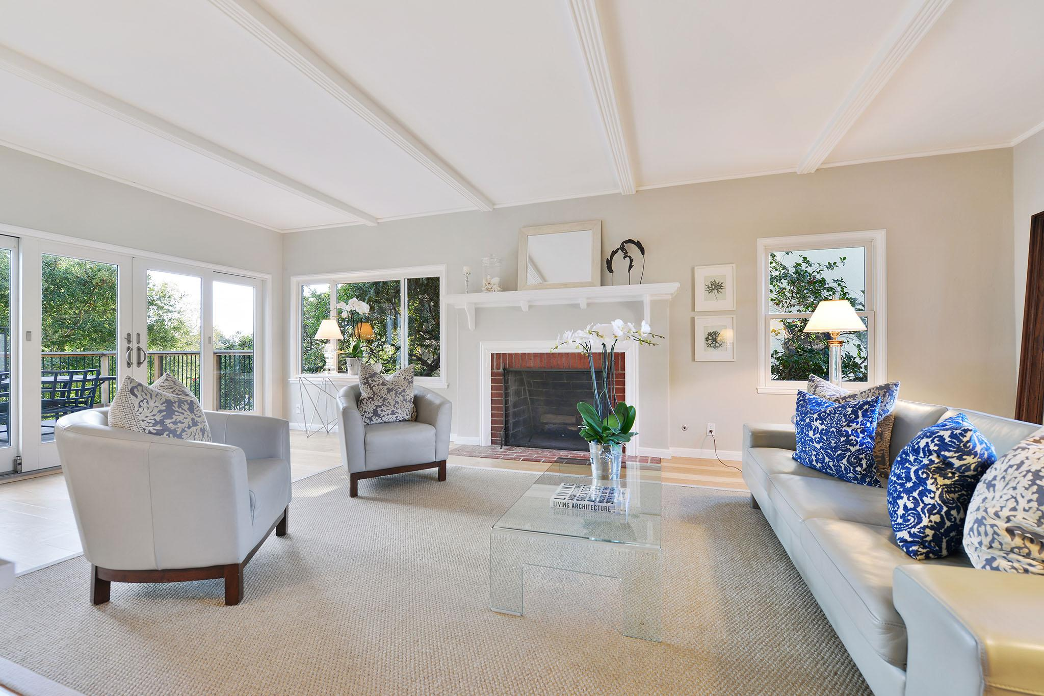 Refined finishes await at Monterey Colonial in Crocker Highlands ...