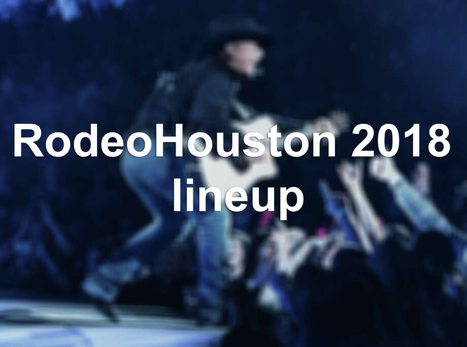 Click through to see the RodeoHouston lineup and paid attendance for acts who have already played. / Ben Krebs