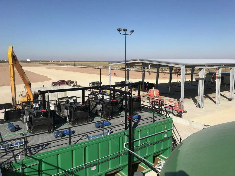 Milestone Environmental Services, which already has a Pecos facility and South Midland facility on Highway 349 just south of the Upton County line, will build facilities at Orla in Reeves County on Farm-to-Market Road 652 and at Stanton on Highway 137 south of Stanton. Both are expected to open mid-year. Photo: Courtesy Photo