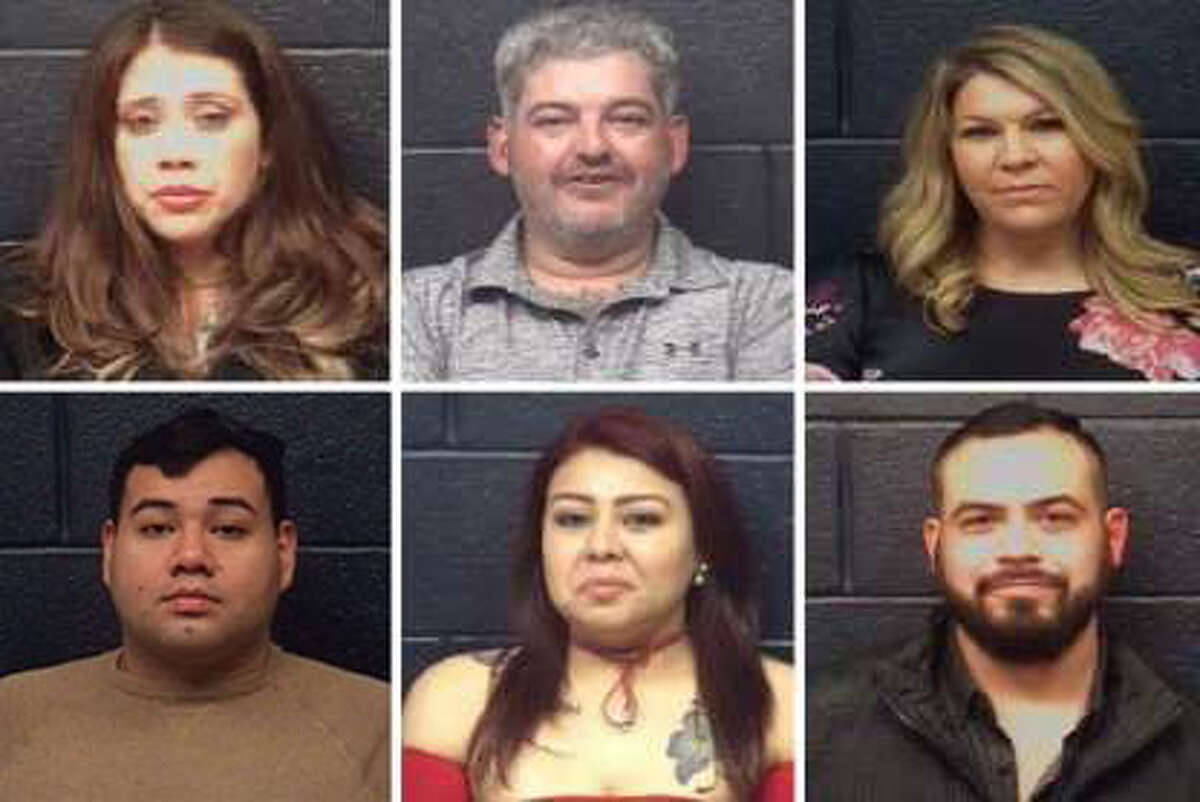 Click through this gallery to see photos of all the people arrested on suspicion of DWI charges in Webb County during the month of January 2018.