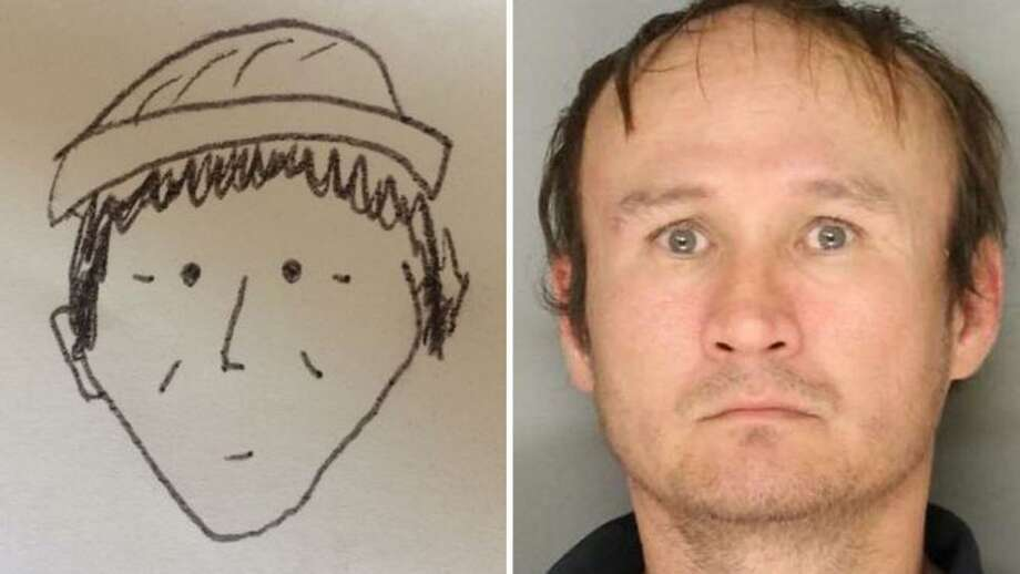 A suspected thief in Pennsylvania was recently identified using a simple witness sketch.See other sketchy police sketches... Photo: Lancaster City Police