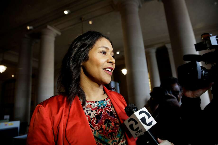 San Francisco Board of Supervisors President London Breed has shuffled some committee assignments. Photo: Michael Macor, The Chronicle