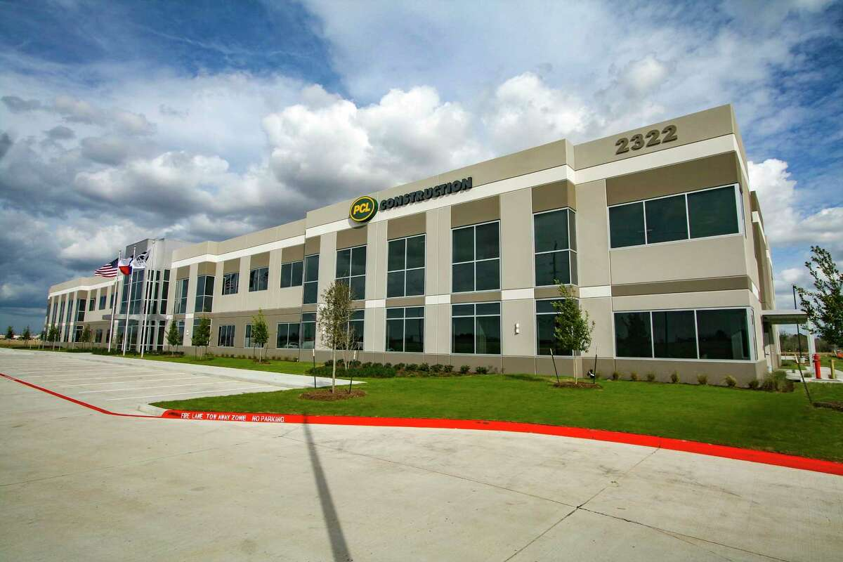 This office building inGrandway West, at2322 W. Grand Parkway North in Katy, is now 93 percent leased.