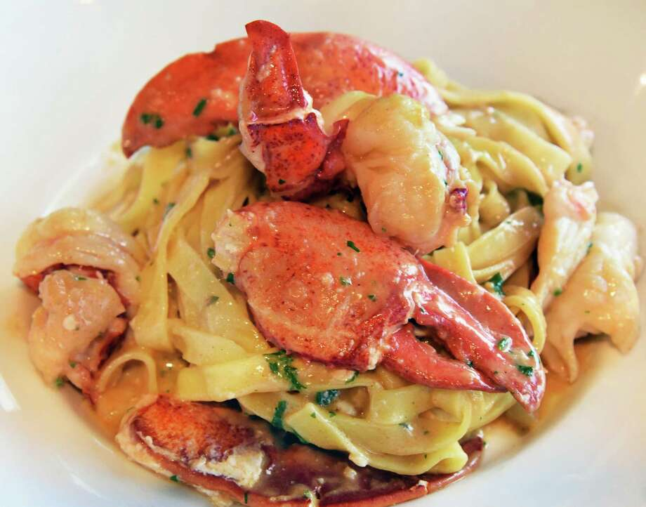 Look through the slideshow for recently reviewed restaurants in Guilderland. Lobster fettuccine in a lobster cream sauce at MezzaNotte Ristorante Thursday Feb. 1, 2018 in Guilderland, NY.  Read the review.  Photo: John Carl D'Annibale / 20042802A