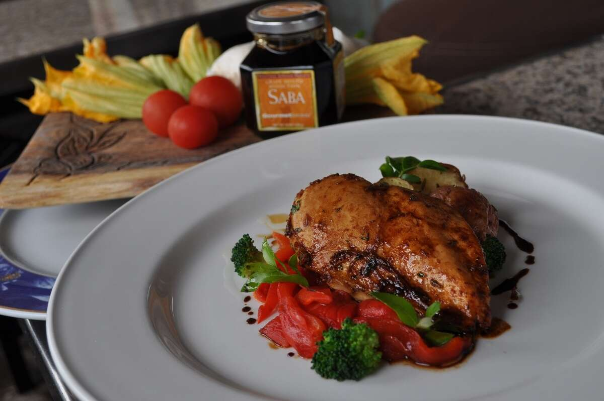 Arcodoro's Pollo E Saba, grilled chicken marinated with Sardinian Saba, a sweet, slightly acidic, syrup made from grape juice it a must try. The restaurant announced it was closing Feb. 8.