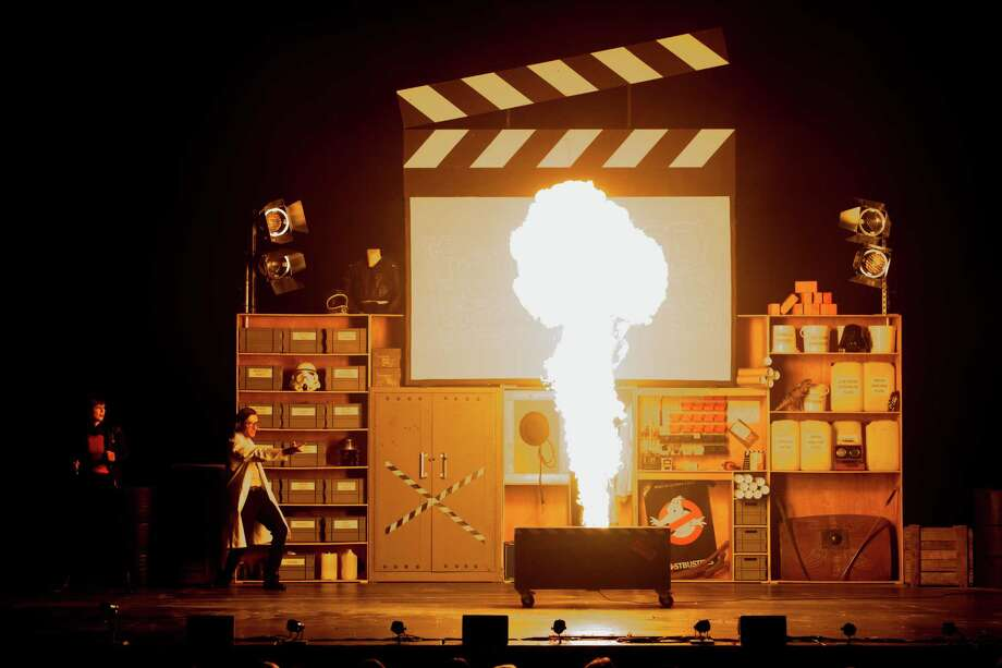The Hollywood Special Effects Show at The Lowry Salford on the 3rd and 4th of June 2016 (photo courtesy Proctors) Photo: Nathan Cox 07768445021 / Copyright:Nathan Cox. No reproduction or storage without written