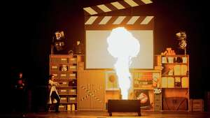 The Hollywood Special Effects Show at The Lowry Salford on the 3rd and 4th of June 2016 (photo courtesy Proctors)