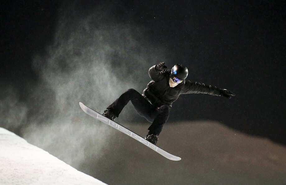 Olympic snowboarder Shaun White will appear at his fourth Olympic Games. Photo: Jeff McIntosh, Associated Press
