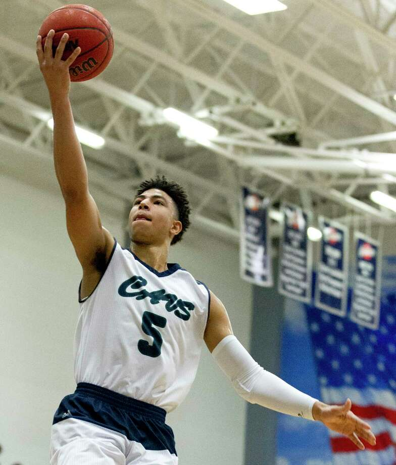 Next up for College Park's Quentin Grimes is trying to beat The Woodlands for the first time Friday night. Photo: Jason Fochtman, Staff Photographer / © 2018 Houston Chronicle