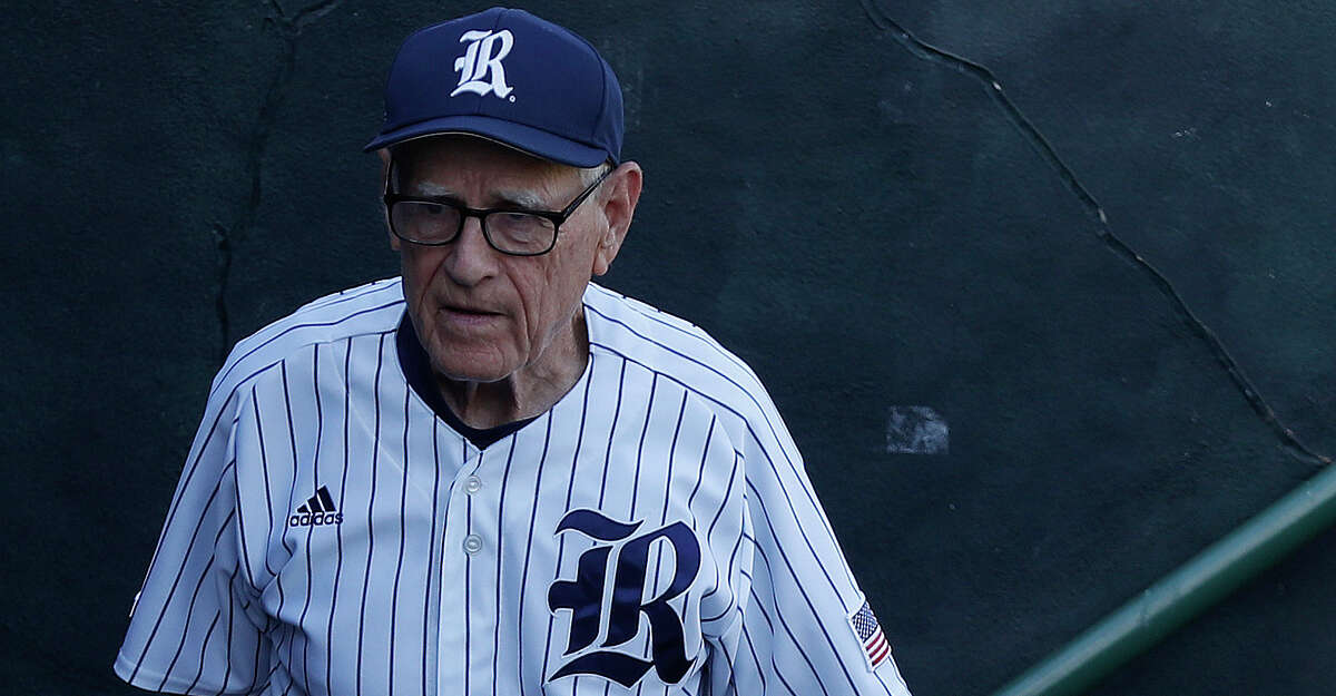 Longtime Rice baseball coach Wayne Graham said his contract will not be extended by the school at the end of this season.