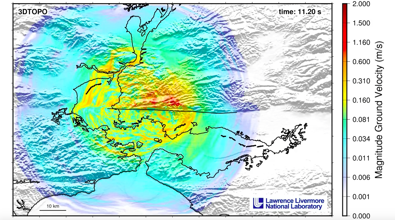 What would happen if a 7.0 quake rocked the Hayward Fault ...