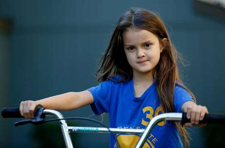 Among the many items 6-year-old Arilyn Edwards lost as her family fled the Tubbs Fire in Santa Rosa was her bike, a birthday gift she received just 3 days before one of the worst wildfires in California history destroyed her home. Due to the generosity of others, Edwards now has two new bikes. She will choose one and the family plans to sell the other, using the money to aid their recovery from the devastating fire.