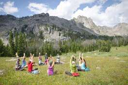 Learn to Om (Big Sky, MT) In Big Sky, Montana, the mountain air alone is enough to calm your mind and center your soul. This 3-day retreat offers yoga, hiking, and guided reflection for the ultimate calm. Aug 2-5, 2018.