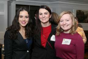 Were You  Seen at the College of St. Rose Annual Rose of Lima Reception and Dinner at The  Renaissance Hotel in Albany on Thursday, February 8, 2018?