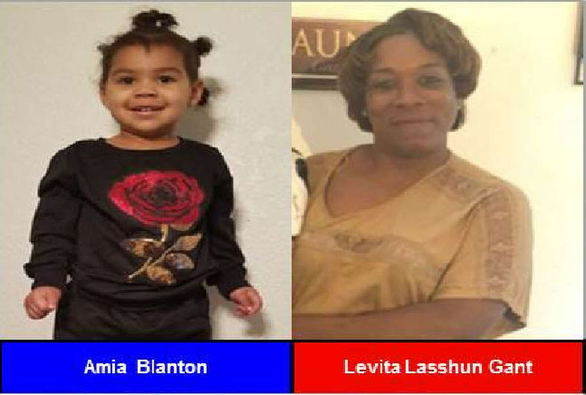 An Amber Alert has been issued for 2-year-oldAmia Blanton out of Mesquite, Texas. Police are searching for Levita Gant in connection to the missing child.