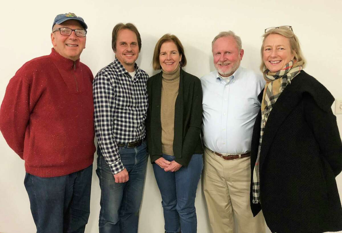 Four new members have been added to the Aspetuck Land Trust's board of directors: Tracy Pennoyer of Weston, Joe Schnierlein of Norwalk, Maria Dempsey of Weston and Robert McHugh of Fairfield.