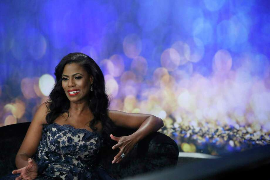 "Omarosa dishes on ""Celebrity Big Brother."" Photo: Cliff Lipson, CBS / ©2018 CBS Broadcasting, Inc."