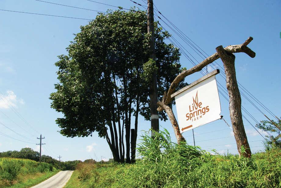 Live Springs Farm is a farm focusing on holistic, biodynamic farming practices near Carrollton, Ill.