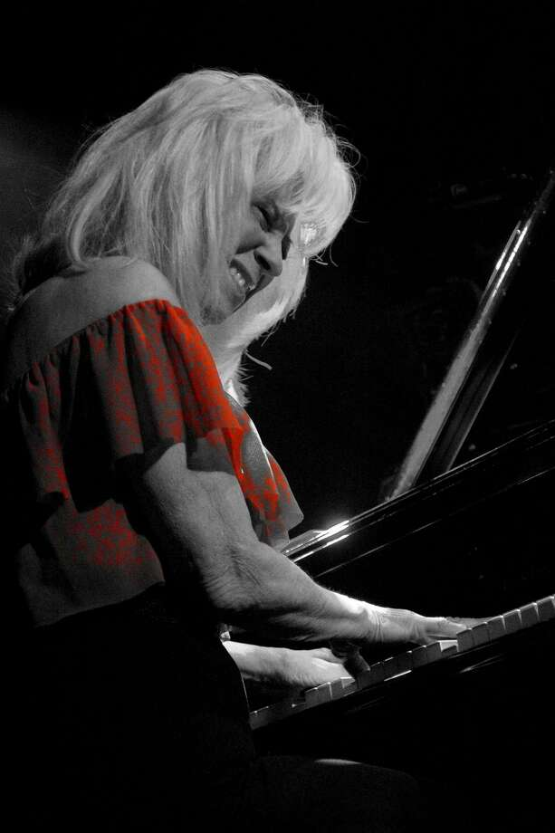 Jazz pianist Joyce DiCamillo plays a benefit concert with her trio on Sunday in Stamford. Photo: Contributed Photo