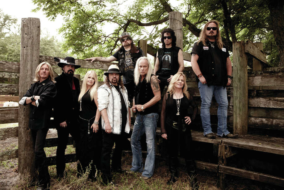 Southern rock band Lynyrd Skynyrd will shake, rattle and roll the Alton riverfront on Sept. 4 with its long list of hits.