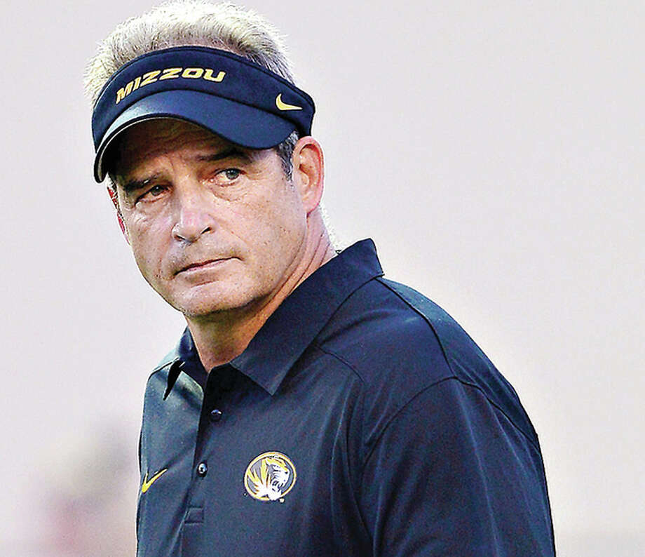 Mizzou coach Gary Pinkel said despite again being overlooked in preseason SEC forecasts, he won;t use it to spur on his team. Photo: Mizzou Tigers Athletics