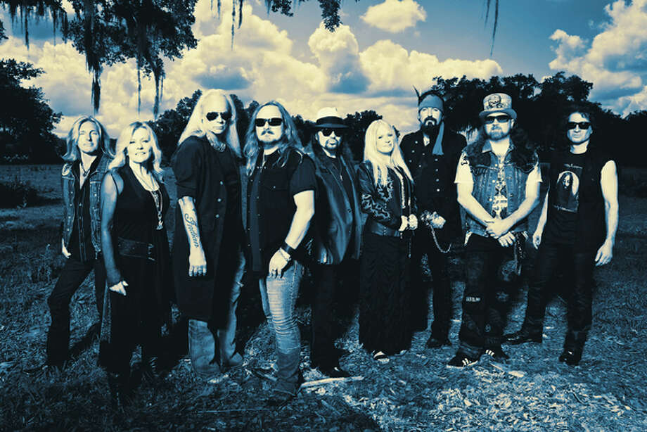 Lynyrd Skynyrd will appear Friday, Sept. 4, at the Liberty Bank Alton Amphitheater. Photo: For The Telegraph