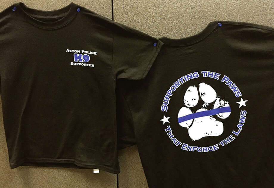 The new shirts come in children's sizes — small, medium and large — which were not available in the first round of shirts that APD began selling in 2013. Adult sizes run from small to XXX.