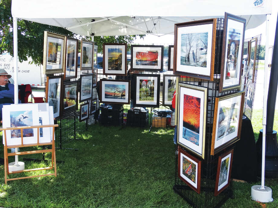 More than artists are set to display their creations in mediums such as handmade art, fine art, paintings, photography, glass, jewelry, pottery and much more. Art demonstrations will be presented throughout the weekend on candle making, basket creation, and pottery. Photo: For The Telegraph