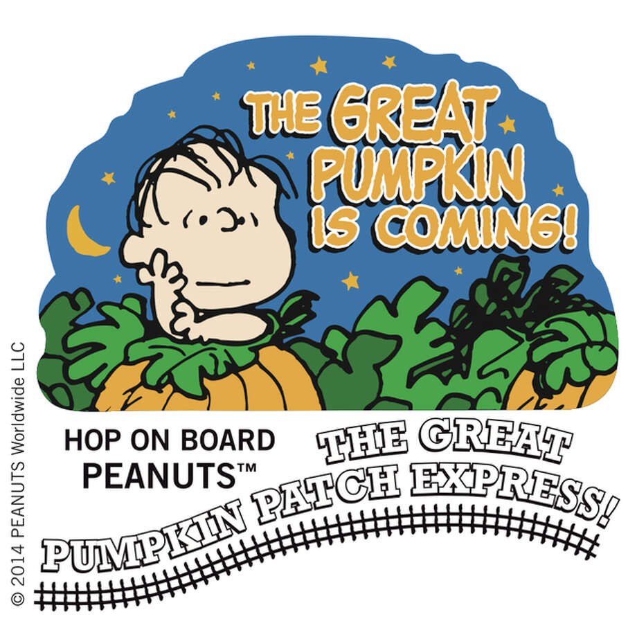Peanuts The Great Pumpkin Patch Express Train Ride arrives at St. Louis Union Station this fall. Meet Snoopy and Lucy in the St. Louis Union Station pumpkin patch and join the Peanuts crew as they travel around St. Louis on a real train ride.