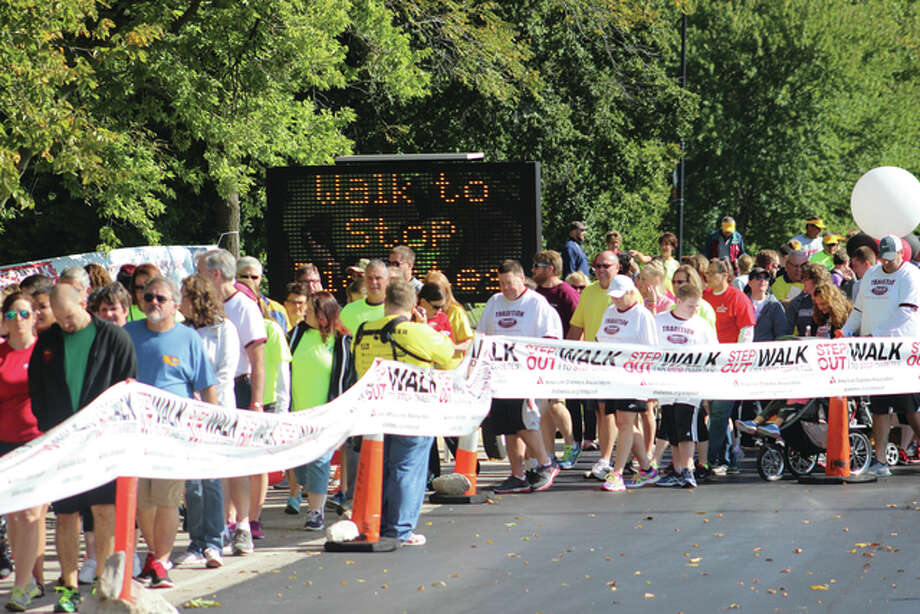 With the help of volunteers, donors and sponsors the Walk to Stop Diabetes is a central fundraising opportunity for the American Diabetes Association.