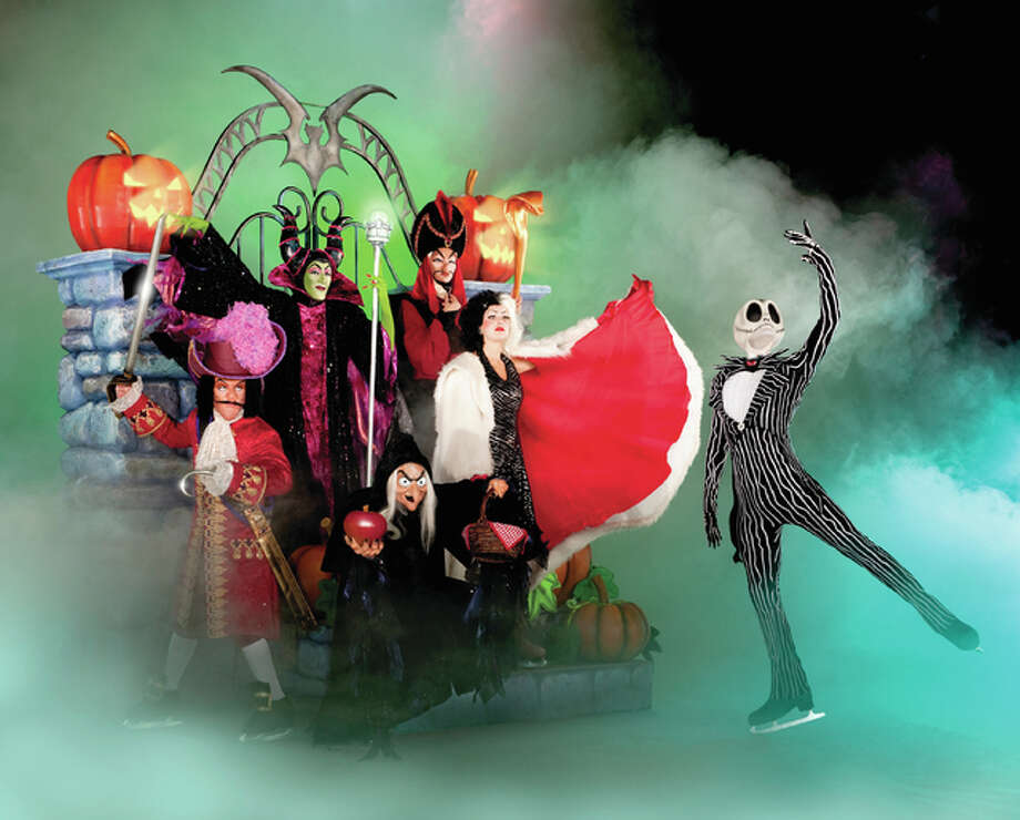 Jack Skellington's frightfully festive Halloween party with the Disney Villains Photo: For The Telegraph