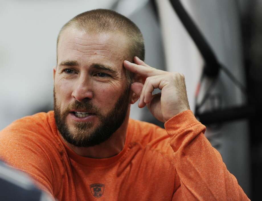 Denver Broncos strength and conditioning coach, Luke Richesson, at Broncos headquarters in Dove Valley Wednesday morning, July 11th, 2012. Andy Cross, The Denver Post  (Photo By Andy Cross/The Denver Post via Getty Images) Photo: Andy Cross/Denver Post Via Getty Images