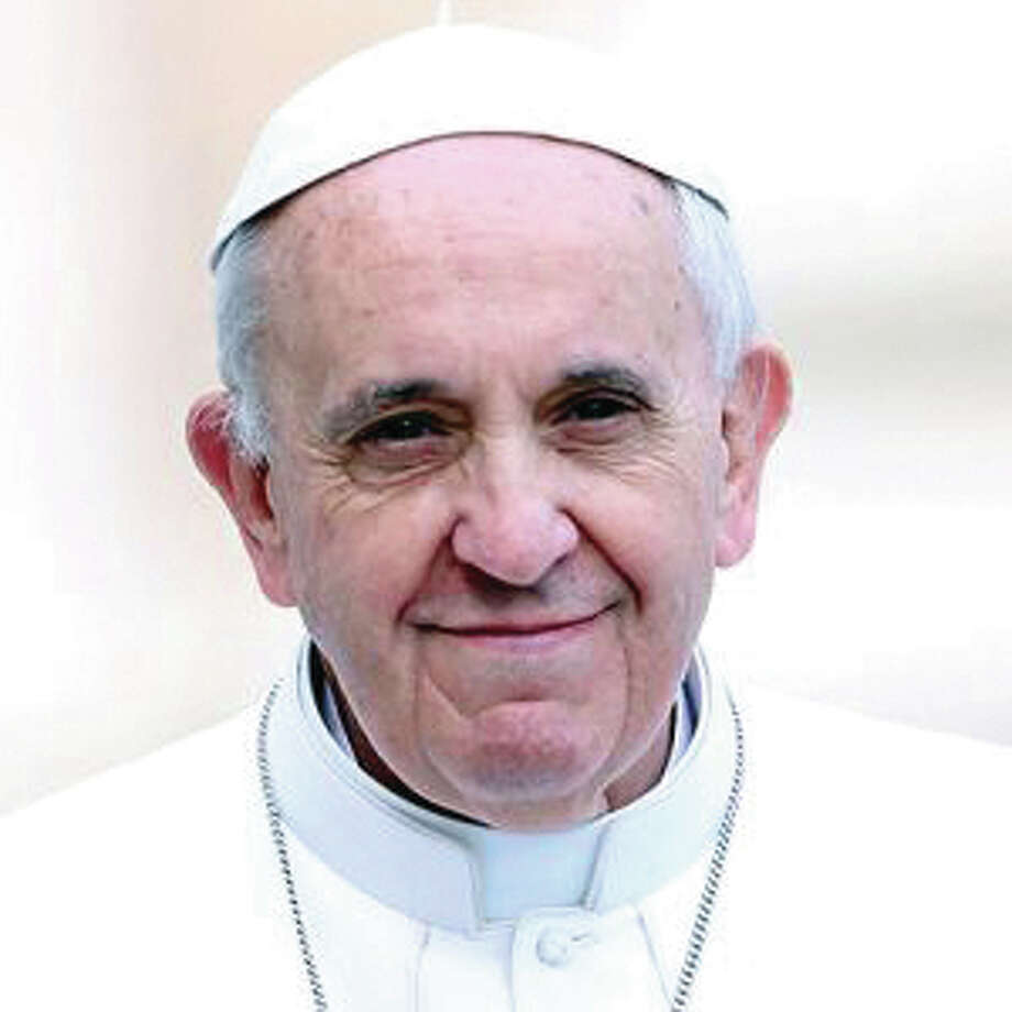 Pope Francis Photo: For The Telegraph