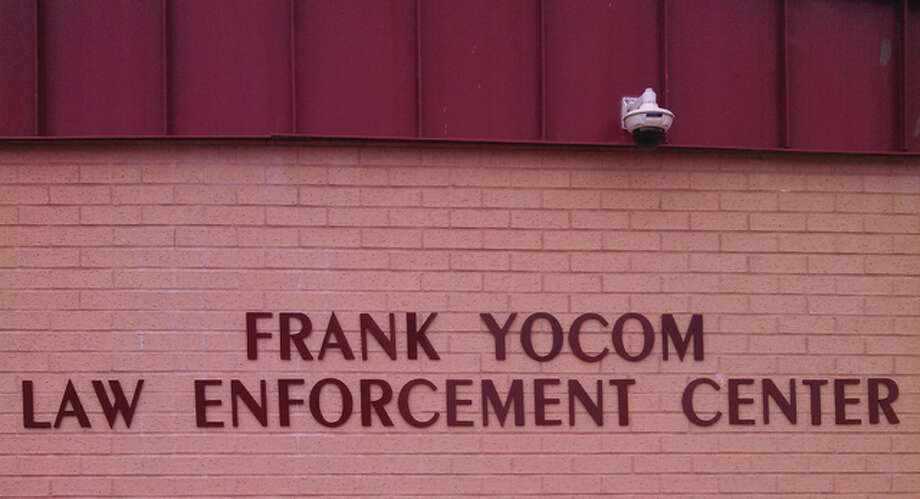 Jersey County officials, family members and friends gathered for the dedication of the Frank Yocom Law Enforcement Center, honoring the late Frank Yocom, the first to serve six consecutive terms as county sheriff. Several officials and residents attended the dedication Saturday in Jerseyville, the county seat, with many officials speaking about the namesake of the Memorial Dedication of the building and jail facility. Photo: For The Telegraph