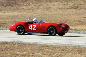The Corinthian Vintage Auto Racing Club is a Texas-based group of approximately 350 enthusiasts who are devoted to the sport of vintage auto racing.