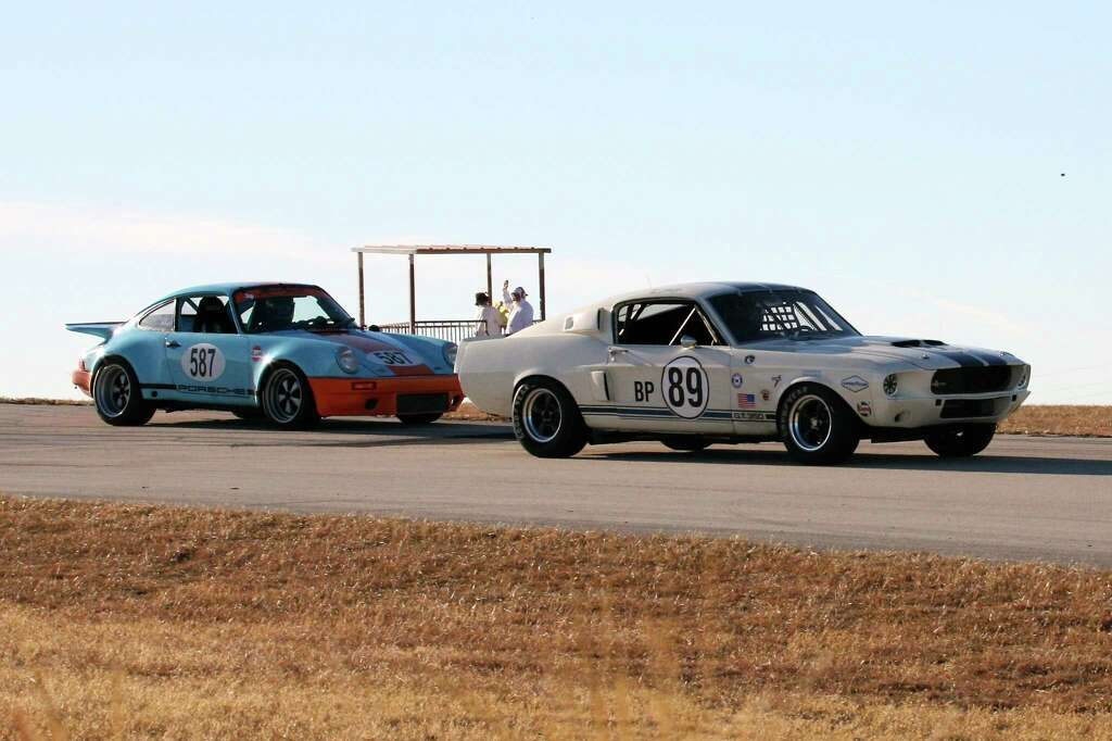Corinthian Vintage Auto Racing Club brings the rumble of vintage ...