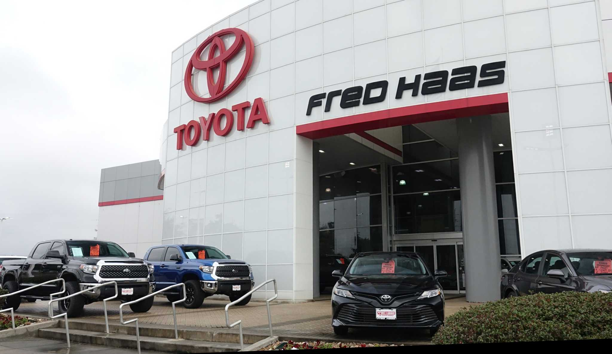 Dealership spotlight: Customizing helps power Fred Haas Toyota's performance streak