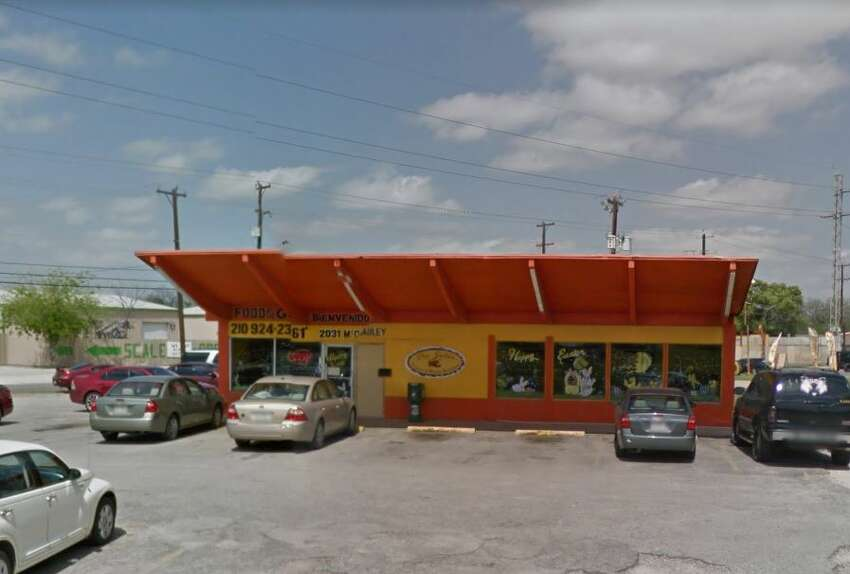 Dos Julios Mexican Restaurant: 2031 McCauley Drive Date: 07/22/2019 Score: 78 Highlights: Inspectors observed foods in the reach-in cooler on the front line at 60 to 65 degrees instead of the mandated 41 degrees or below. Food was stored unprotected from cross contamination. There were walls and floors in need of repair. The vent hood return was not working. The exits were not tight-fitting.