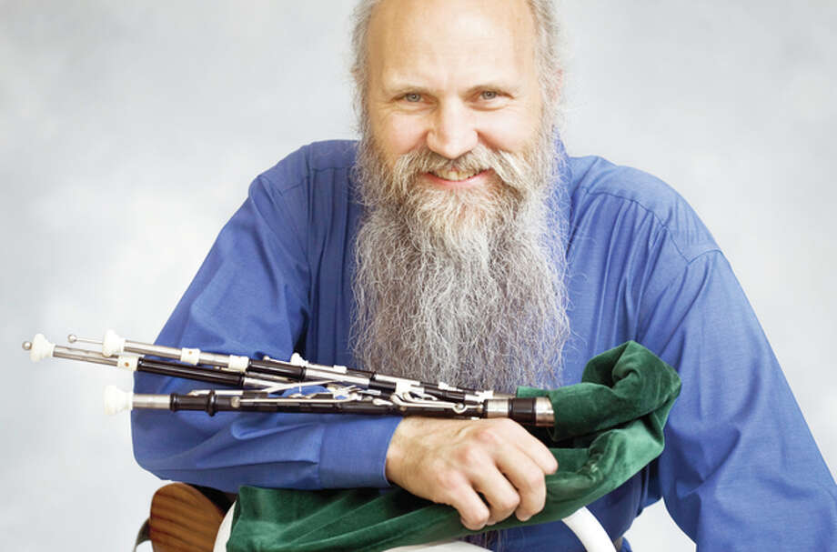 Musician Dick Hensold will be in concert Sunday at Jacksonville Public Library as part of the library's Music Under the Dome series. Photo: Handout Photo
