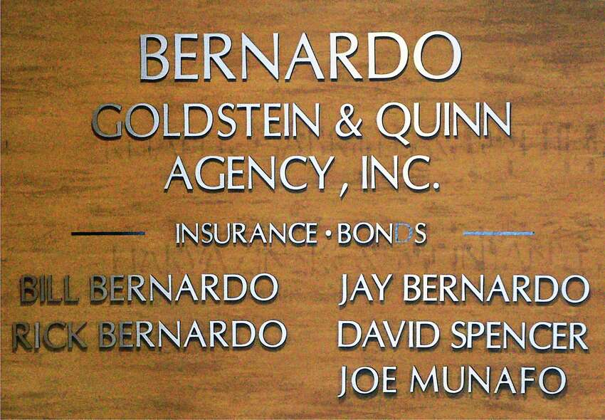 The offices of Bernardo Goldstein & Quinn, based in Albany, are among the bail bonds and insurance agencies in the region. (John Carl D'Annibale/Times Union)
