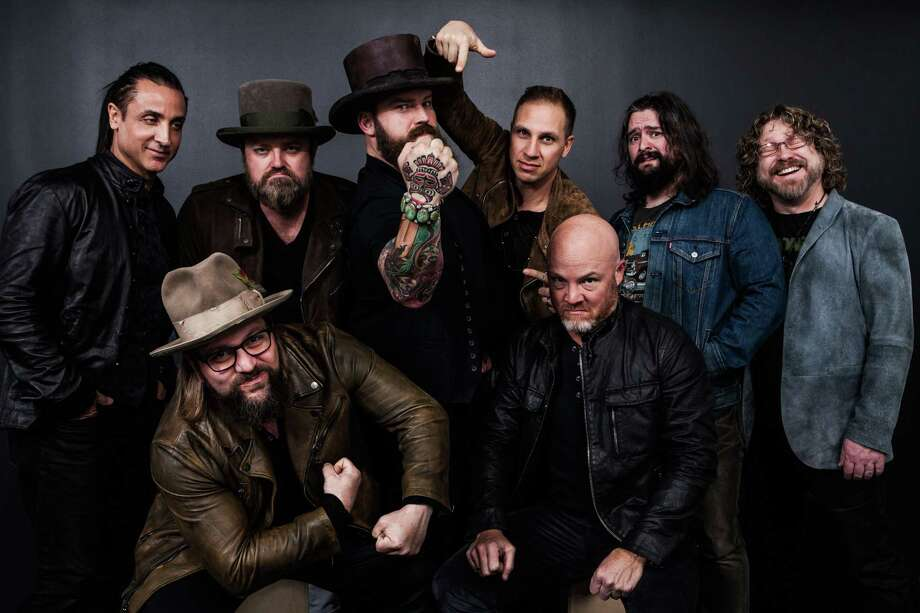 Zac Brown Band. Photo: RodeoHouston